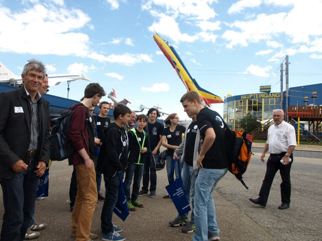 Sinsheim Concorde Aerospace Lab